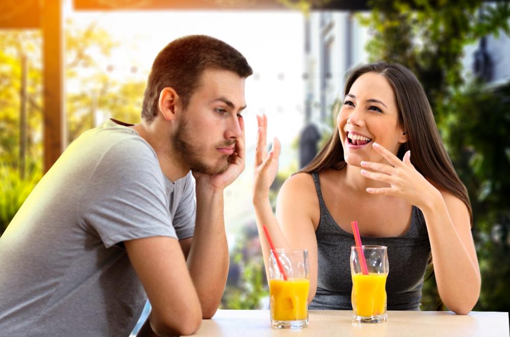 first date conversation tips
