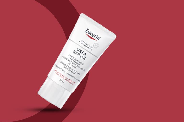 Eucerin Dry Skin Replenishing Cream