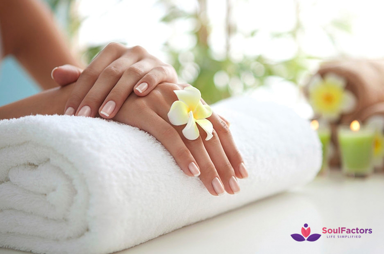 How To Do Professional Manicure At Home