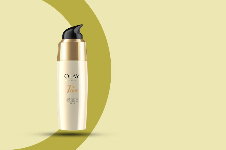 Olay Total Effects Anti-Ageing Smoothing Serum