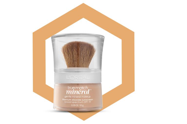 L'Oreal Paris True Match Loose Powder Mineral Foundation
