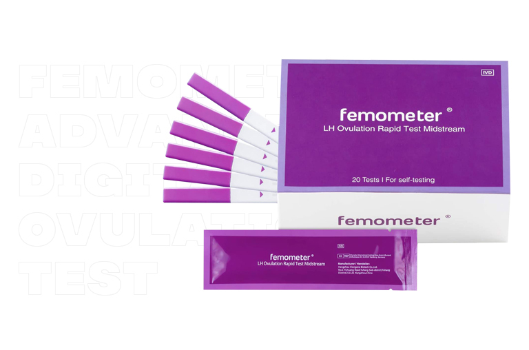 Femometer Advanced Digital Ovulation Test