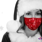 Christmas Face Masks - From Fancy To Funny Masks