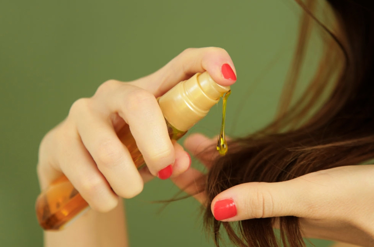 Oil Treat Your Hair and Scalp