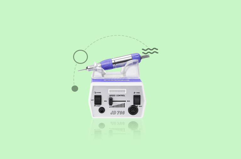 Makartt Nail Drill Electric Nail File JD700
