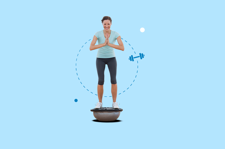 Before You Start Using A BOSU Ball For The First Time