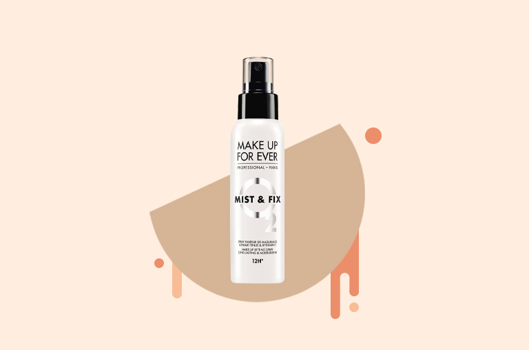Make Up For Ever Mist and Fix Makeup Setting Spray
