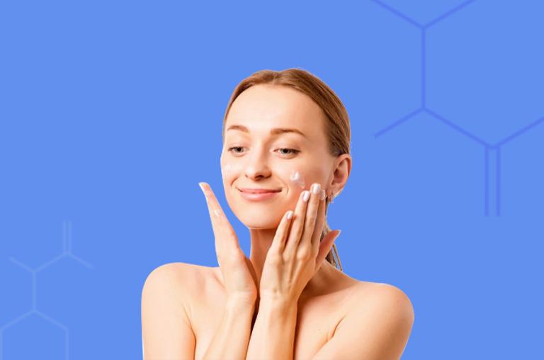 Gently exfoliates the skin