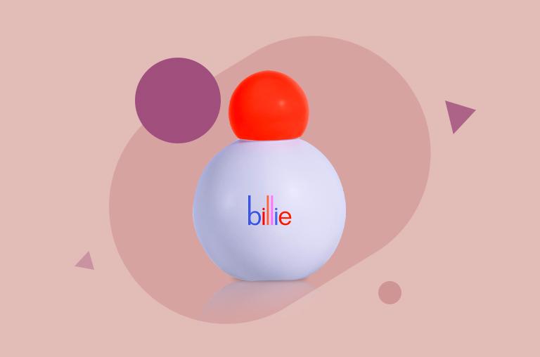 Billie Floof Dry Shampoo for oily hair