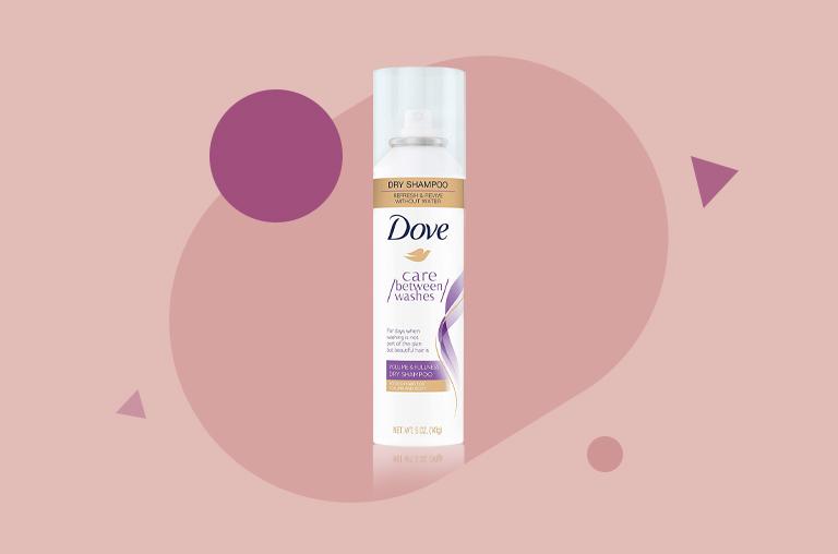 Dove Volume and Fullness Dry Shampoo