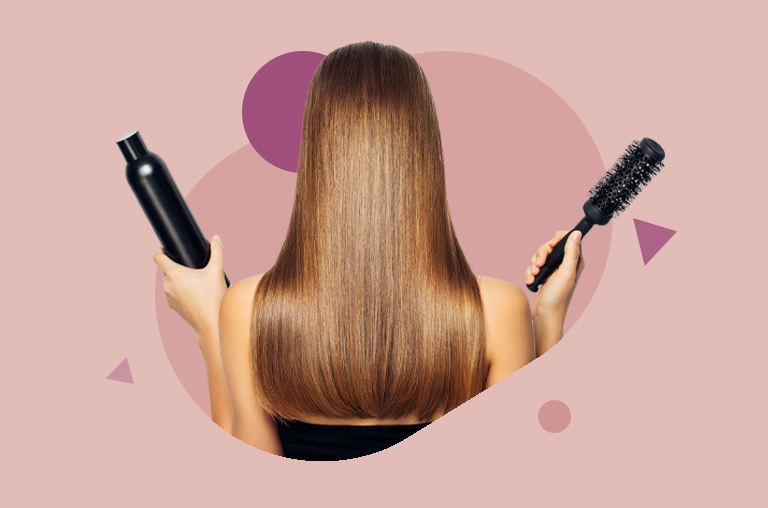 How To Use Dry Shampoo For Oily Hair