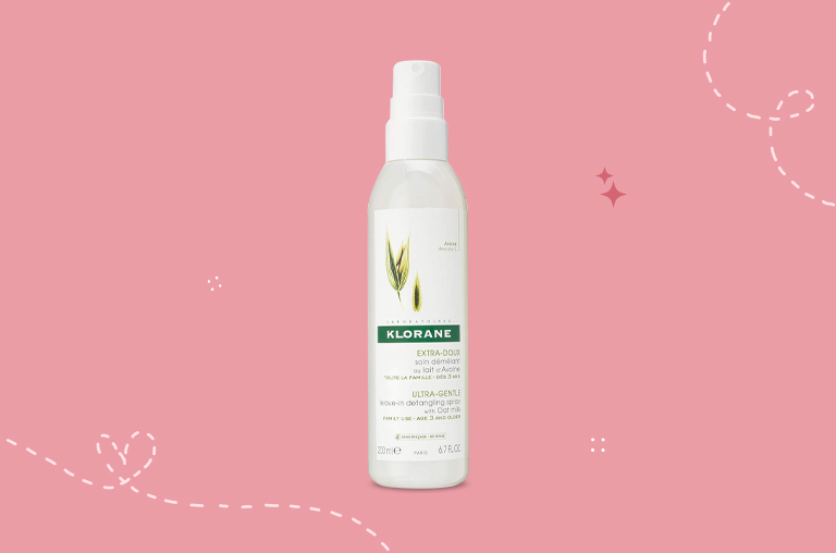 Klorane Leave-In Detangling Spray