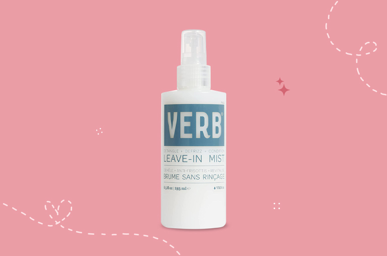 Verb Leave-In Mist- Detangle + Defrizz + Conditioning