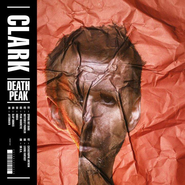 Death Peak cover album