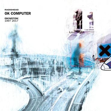 The cover of 20th-anniversary of Radiohead's OK Computer