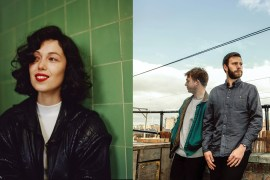 Kelly lee Owens and Mount Kimbie!