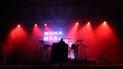 Mura Masa Club to Club 2017