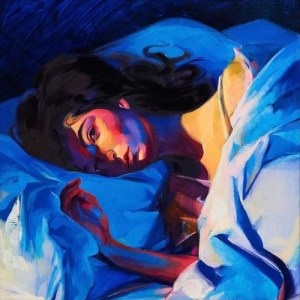 Melodrama cover album