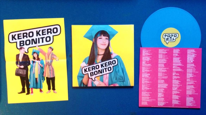 Bonito generation vinyl issue