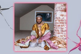 JPEGMAFIA All My Heroes Are Cornballs album cover