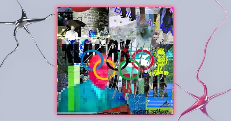 Klahrk & Kattie It's All Overkill album artwork