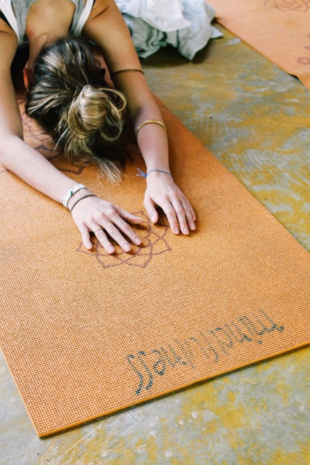 Yoga Training beim Xhale Yoga Retreat in Pai Thailand