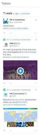 UN UZB twitter screen shot