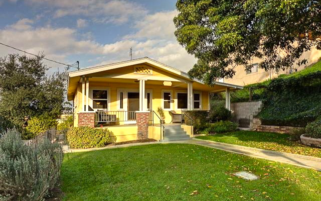 California Bungalow: 2129 Cove Ave., Los Angeles, 90039