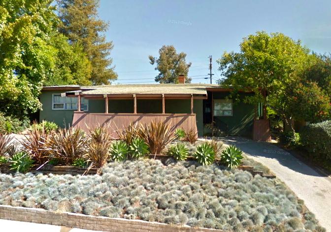 1950 Mid-Century: 5150 Monte Bonito Dr., Los Angeles, 90041