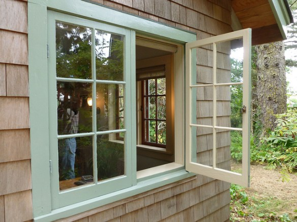 Original casement windows are windows to a home's soul