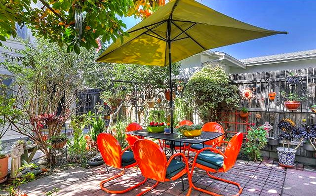 Patio. Courtesy of Stephen Westerhout – LA Property Solutions