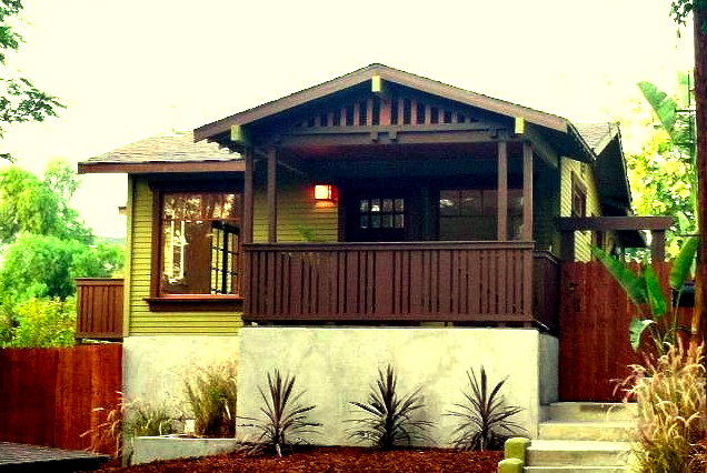 1923 California Bungalow: 5127 Miriam St., Los Angeles, 90042