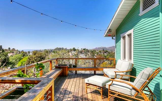 1922 Cottage: 2122 Baxter St., Los Angeles, 90039