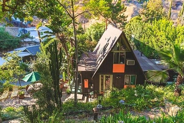 Located in verdant Mt. Washington