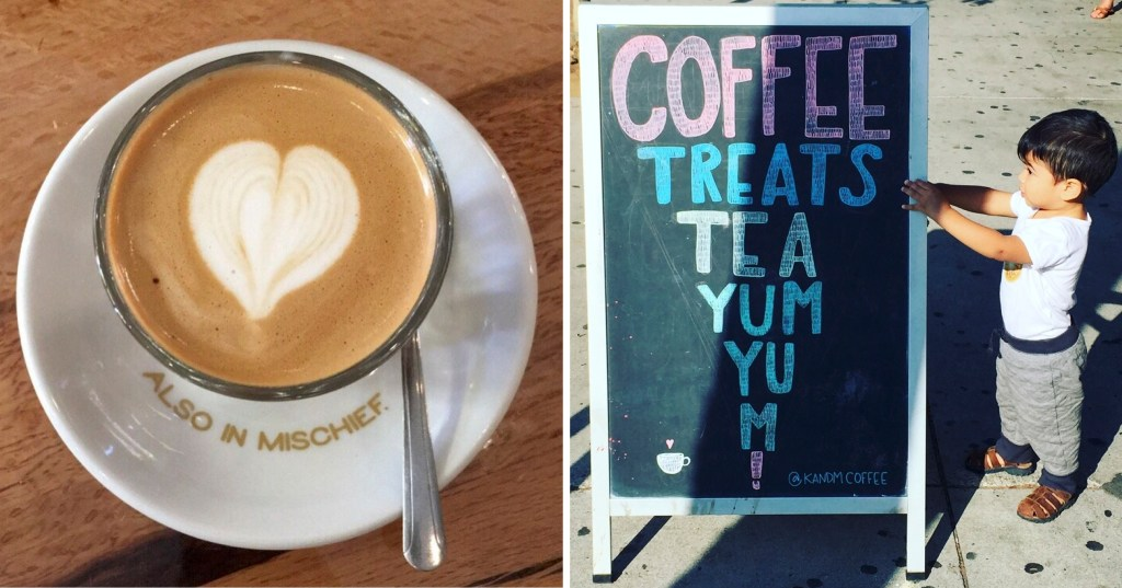 K&M Coffee: Heartwarming coffee in Highland Park