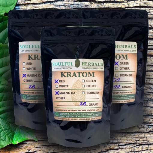 Maeng Da Kratom Sample - 3 Ounce