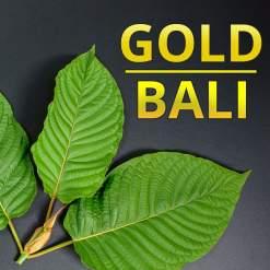 Gold Bali Mitragyna Speciosa