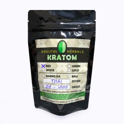 Red Thai Kratom Powder