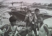 Young workers in the Philippines