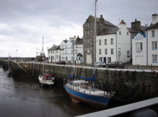 Castletown, Isle of Man taken by Sue Ellam, London, UK