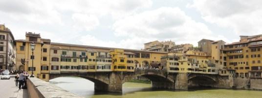 Ponte Vecchio, Florence, Italy. Taken by Ervin Corzo, UK.