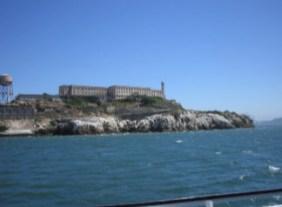 Alcatraz, California taken by Sue Ellam, London, UK