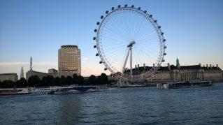 London Eye, South Bank, London, UK. Taken by Ervin Corzo