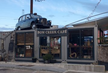 Bow Creek Cafe, Canning Town, London. Photo taken by Ervin Corzo.