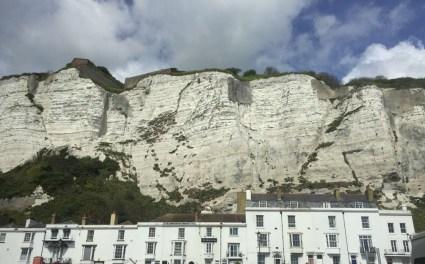 White Cliffs of Dover, UK. Taken by Ervin Corzo.