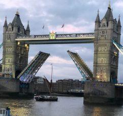 The beautiful Tower Bridge, London, UK. Taken by Peter Thompson
