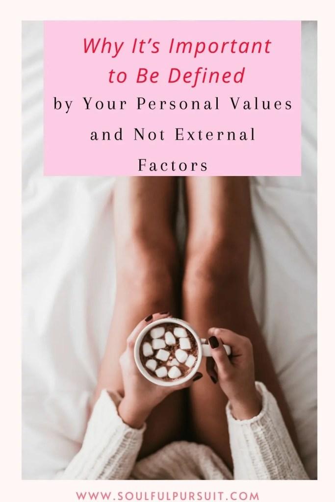 personal values vs external factors 3