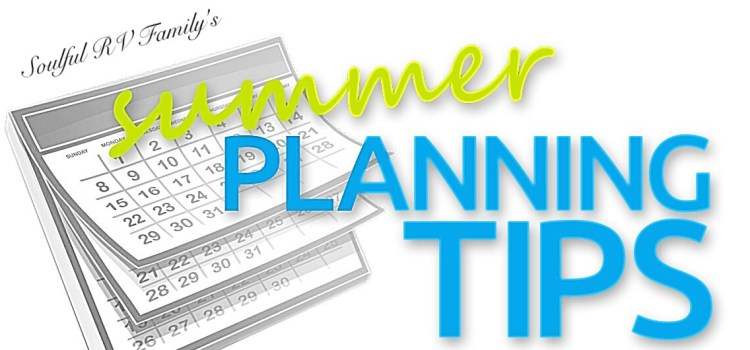 Tips to plan Summertime Travel