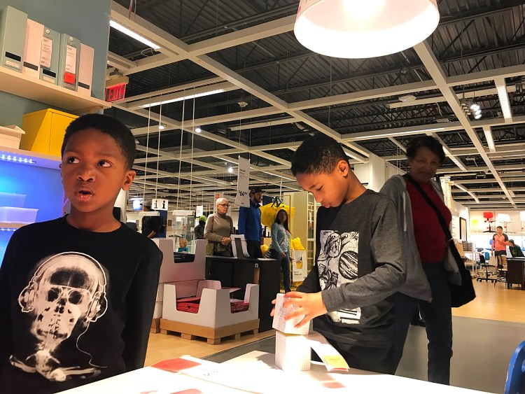 My kids love shopping at IKEA as much as I do!