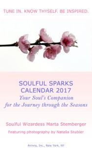 Soulful Sparks Calendar 2017